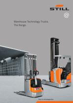 Warehouse Technology Trucks