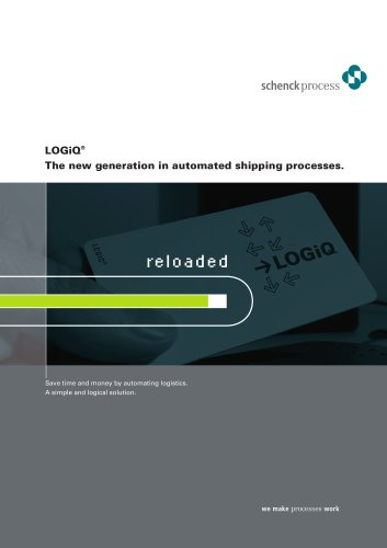 LOGIQ - The new generation in automated shipping processes