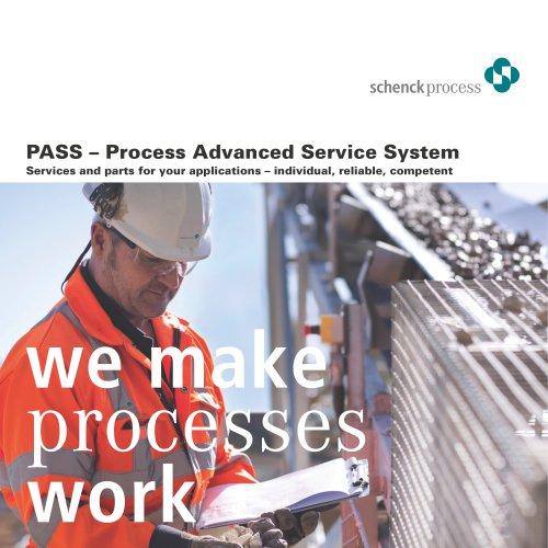 PASS - Process Advanced Service System