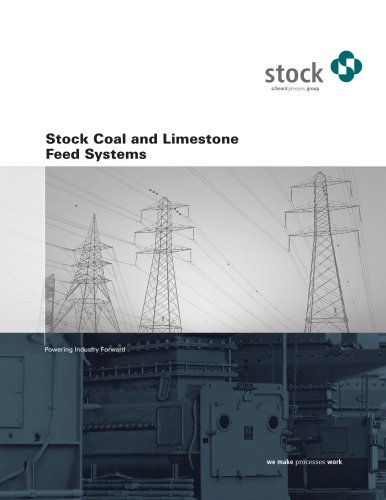 Stock Coal and Limestone Feed Systems