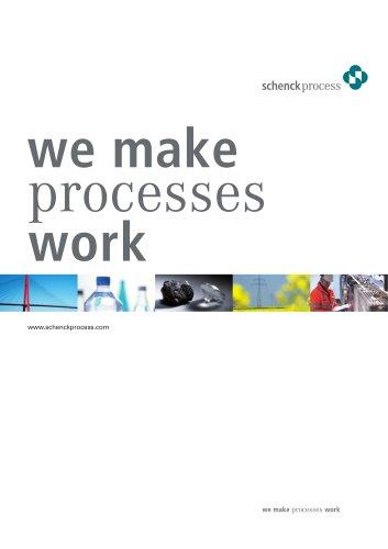 We make processes work