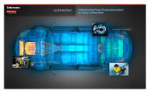 Understanding Power Testing Applications for Today's Automobiles