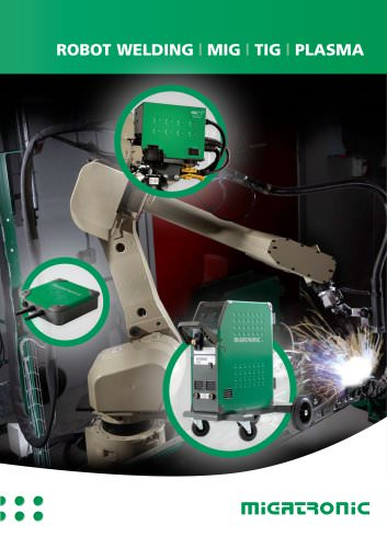 robot WELDING | MIG | TIG | plasma