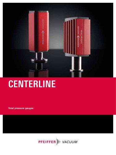 CenterLine - Total pressure gauges