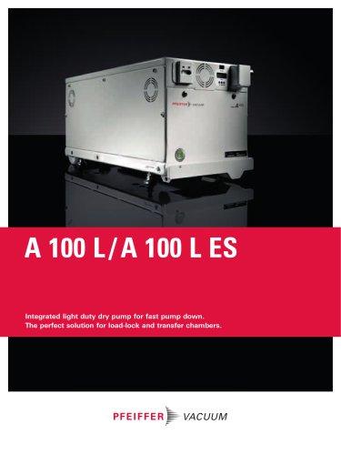 Multi-stage Roots Pumps - A 100 L / A 100 L ES