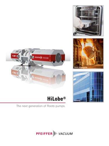 The next generation of Roots pumps. - HiLobe