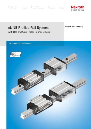 eLINE Profiled Rail Systems