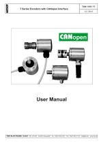 Rotary encoder TBE36 manual