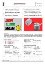 Rotary encoder TBE42