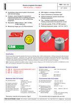 Rotary encoder TME42