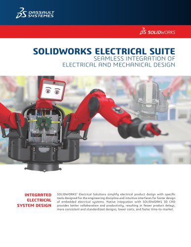 SOLIDWORKS ELECTRICAL SUITE