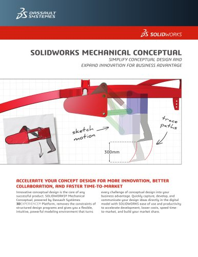 SOLIDWORKS MECHANICAL CONCEPTUAL