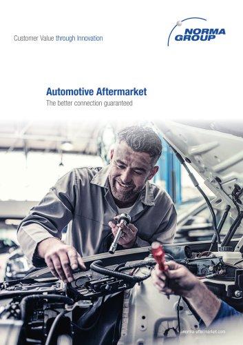 Automotive Aftermarket Information