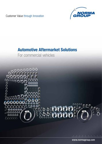 Automotive Aftermarket Solutions - Commercial vehicles
