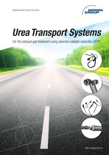 Urea Transport Systems