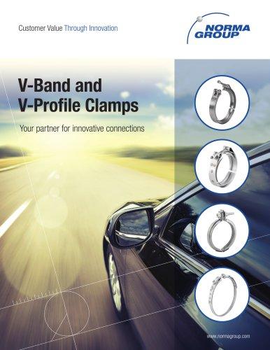V-Band and V-Profile Clamps_USA