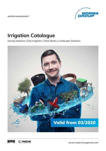 WM Irrigation Catalogue