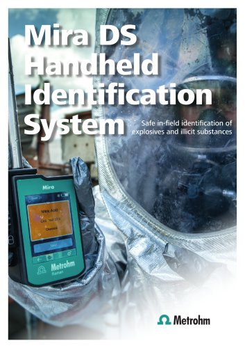 Mira DS Handheld Identification System