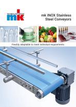 mk INOX Stainless Steel Conveyors
