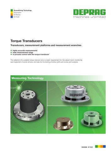 External rotary, non-contact transducer