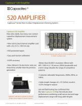 520 AMPLIFIER