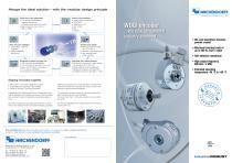 WDGI encoders - the new incremental industry standard