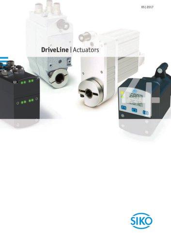 DriveLine   Actuators