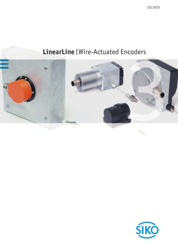 LinearLine   Wire-Actuated Encoders