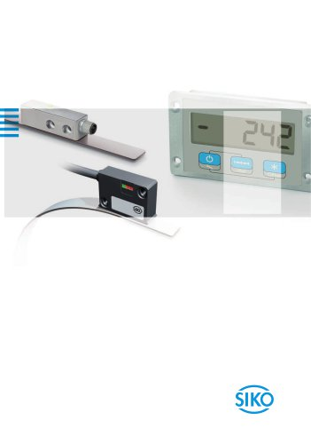 MagLine   Magnetic Length and Angle Measurement Systems