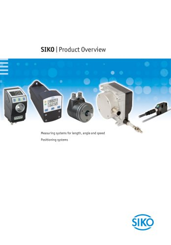 SIKO   Product Overview
