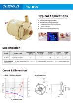 TL-B09 Silent Brushless dc pump