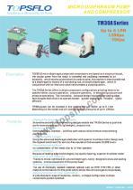 TM30A Air pump Series