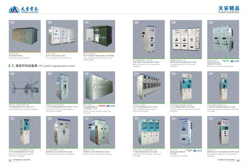 Substation and switchgear