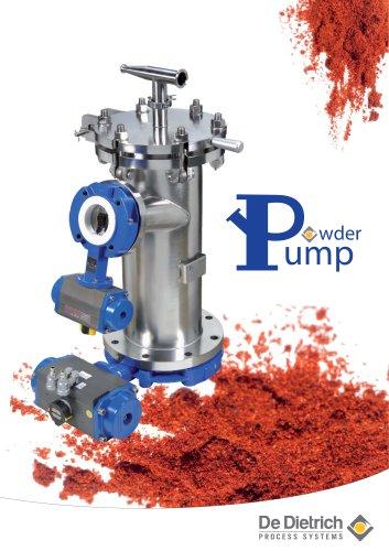 Powder Pump