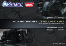 Starter Military applications