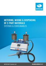 Two-part materials - systems and consumables