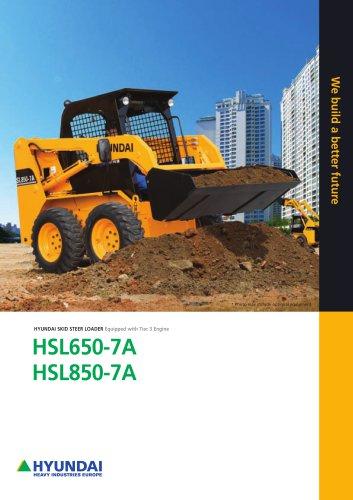 HSL850-7A SKID STEER LOADER