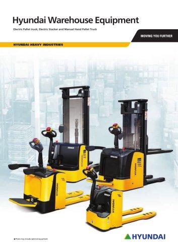 Hyundai Warehouse Equipment