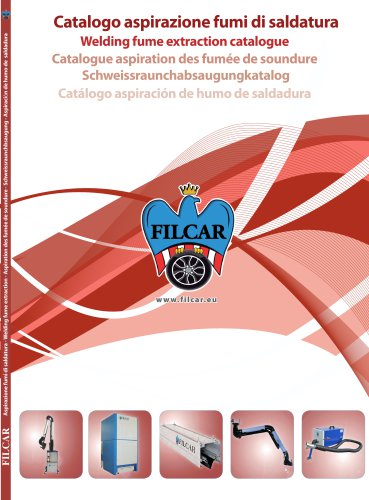Catalogue - Welding fume extraction