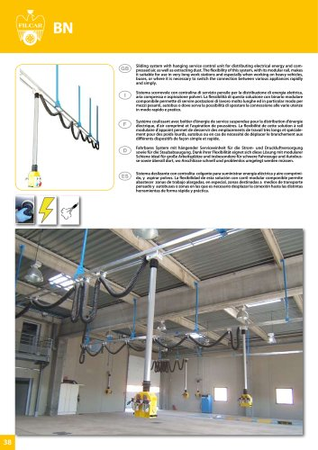 DUST EXTRACTORS Sliding Systems
