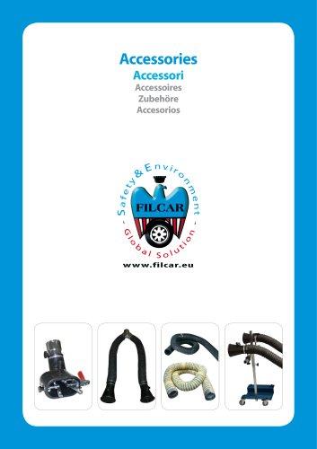exhaust extraction  Accessories