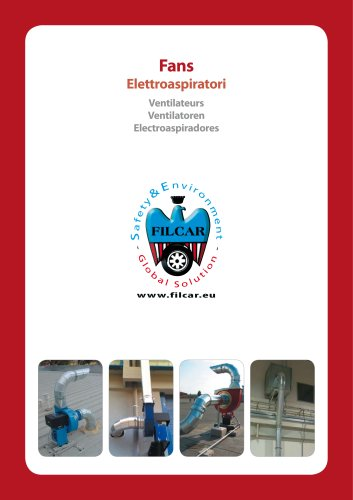 exhaust extraction  Fans