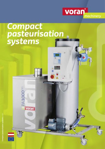 Power Pasteurizers