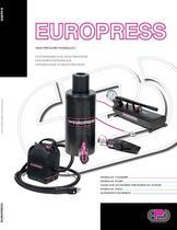 Catalogue EUROPRESSPACK - ENG