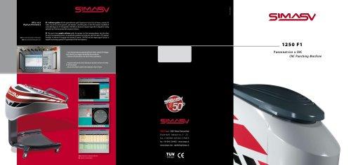 F1 1250 CNC INDEX PUNCHING MACHINE