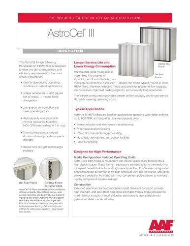 AstroCel III