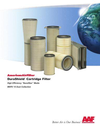 Durashield cartridge filters