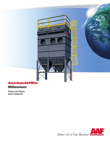 high-performance dust collector