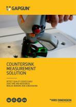GapGun Countersink