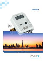 ISOFLUX Heat meter IFX-E3